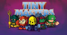 Tiny Masters Of The Universe by Profeta999