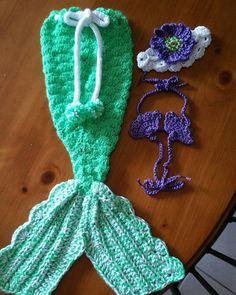 C'est fini. #crochet #newborn #mermaid #photoprop