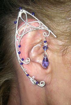 Faerie Elf Ears wire