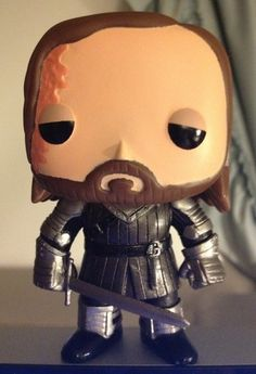 Amazon.com: Funko POP Game of Thrones: The Hound Vinyl Figure: Toys & Games