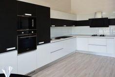 kuchyňa LACOBEL Kitchen Cabinets, Home Decor, Decoration Home, Room Decor, Cabinets, Home Interior Design, Dressers, Home Decoration, Kitchen Cupboards