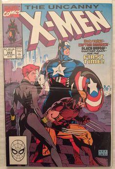 The Uncanny X-Men #268 - Marvel Comics - Dated 9/1/1990