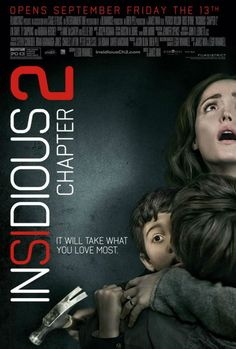 Insidious: Chapter 2. The haunted Lambert family seeks to uncover the mysterious childhood secret that has left them dangerously connected to the spirit world.