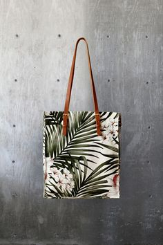 Palms Tote