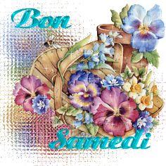 """""""Bon samedi"""" - Pensées..."""