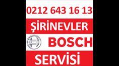 Şirinevler Bosch Servisi - 0212 643 16 13