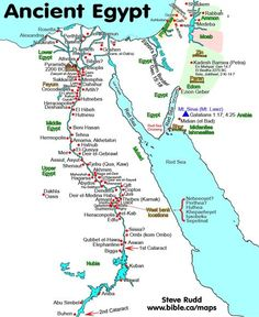 Ancient Egypt And Mesopotamia C BC Assyria Wikipedia - Map of egypt before christ