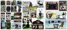 painting board New Zealand Art, Visual Diary, Level 3, Art Portfolio, Student Work, Art Boards, Cambridge, Diaries, Hunting