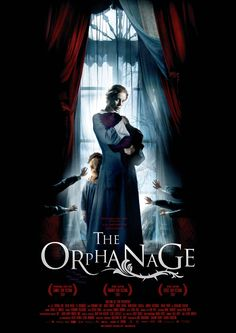 The Orphanage (El Orfanato), directed by Juan Antonio Bayona Ghost Movies, Top Movies, Scary Movies, Movies And Tv Shows, Movies Free, Movies 2019, Watch Movies, Horror Movie Posters, Best Horror Movies