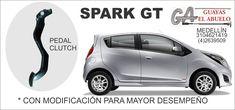 pedal spark gt