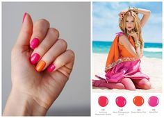 Summer Bio Sculpture Gel, Nail Designs, Gemstone Rings, Nail Art, Gemstones, Nails, Nail Summer, Beauty, Jewelry
