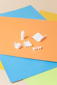 Paper Exercise - STEPHANIE GONOT PHOTO