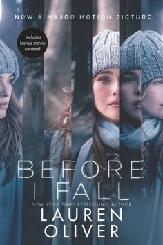 Before I Fall Movie Tie-In Edition by Lauren Oliver reached #1 on the Toronto Star Children's and Young Adult Bestsellers List for March 18th, 2017!