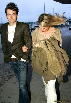 David And Billie. My favourite couple that never were.
