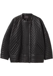 Quilted oversized bomber by Isabel Marant 22a09d0cfe1b1