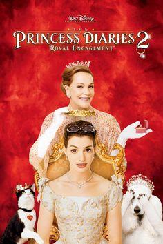 The Princess Diaries 2: Royal Engagement Full Movie Click Image to Watch The Princess Diaries 2: Royal Engagement (2004)