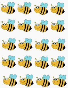 Sizable Printable Pictures Of Bees FREE Game Flower Hunt Preschool Powol Free Preschool, Preschool Printables, Preschool Crafts, Science Crafts, Bee Activities, Preschool Activities, Preschool Lessons, Bee Games, Bee Pictures