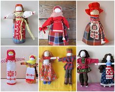 Кукла-мотанка: обережные куклы Зои Пинигиной. Мастер-классы