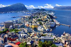 Norway - The Image Bank/Getty Images