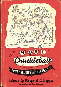 Book Cover / More Chucklebait - 1949 by steveartist, via Flickr