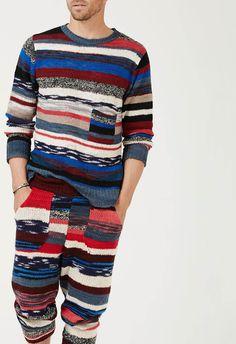 """""""The Elder Statesman F/W 2015 Menswear New York Fashion Week """""""