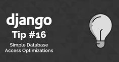 In a Django model, the Manager is the interface that interacts with the database. By default the manager is available through the Model. Best Model, Management, Coding, Messages, Simple, Python, Tips, Text Posts