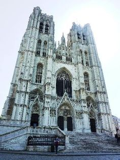 St. Michael and St. Gudula Cathedral (Cathedrale St-Michel et Ste-Gudule)