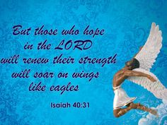 Hope in the Lord Can...