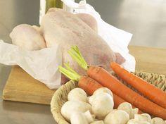 Hühnerfrikassee selber machen | LECKER