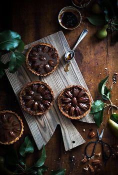 Pecan + Chocolate &