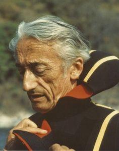 Monsieur Jacques-Yves Cousteau