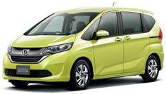 Recap - 2016 Honda Freed mini MPV launched in Japan
