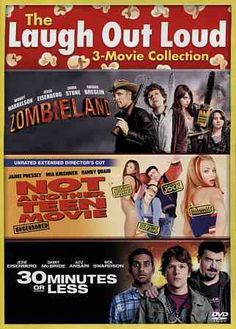 30 Minutes or Less/Not Another Teen Movie/Zombieland