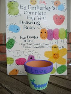 Mother's Day Ideas with Printable Cards--This is what we do! I need this book. I have some of Ed's other books, but not this one.