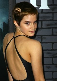 Our favorite pixie cuts of all time! On Beauty High http://www.beautyhigh.com/hair/celeb-trends/17390/pretty-pixies-our-favorite-super-short-celeb-haircuts#151705