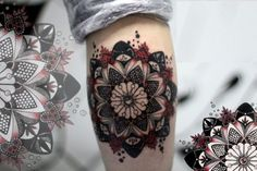 13 Hermosos tatuajes de Mandalas que sanarán tu corazoncito