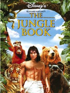 Rudyard Kiplings The Jungle Book ** ** AMAZON BEST BUY **