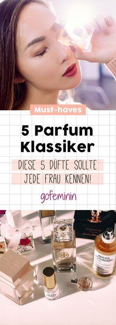 Sportlich, sexy, romantisch: Diese Parfum-Klassiker musst du kennen!