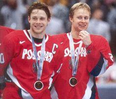 valerie bure hockey | Brothers: Pavel and Valeri Bure