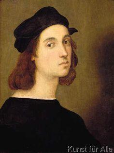 Raphael - Self Portrait, c.1506