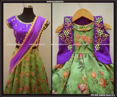 and daughter matching dress designs by Angalakruthi boutique Bangalore Mom Daughter Matching Dresses, Mom And Baby Dresses, Dresses Kids Girl, Girls, Types Of Dresses, Cute Dresses, Designer Kids, Designer Wear, Designer Dresses