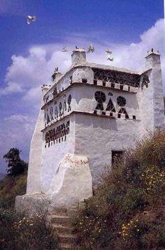 Tinos Dove Cote, Greece
