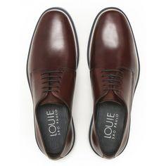 Sapato Masculino Derby Loring Havana