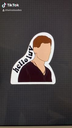 Vampire Diaries Poster, Vampire Diaries Guys, Vampire Diaries Wallpaper, Vampire Diaries The Originals, Cute Laptop Stickers, Pop Stickers, Vampire Drawings, Outline Drawings, Stefan Salvatore