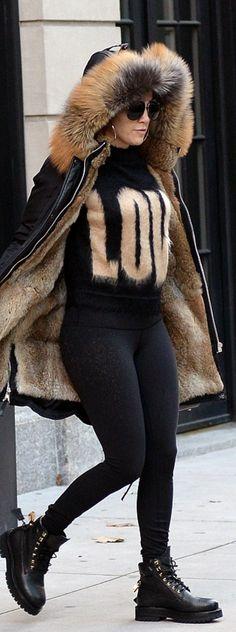 Jennifer Lopez's sweater by Givenchy
