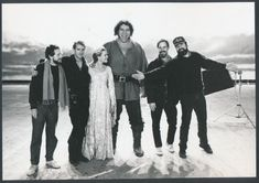 Producer Andrew Scheinman, Cary Elwes, Robin Wright, André the Giant, Christopher Guest and Director Rob Reiner on the set of The Princess Bride. Two Movies, Great Movies, Movies And Tv Shows, Movie Tv, The Princess Bride Cast, André The Giant, Christopher Guest, Cary Elwes, Be With You Movie