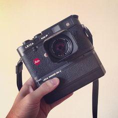 Leica M4-P!