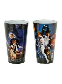Star Wars Pint Glasses Set,
