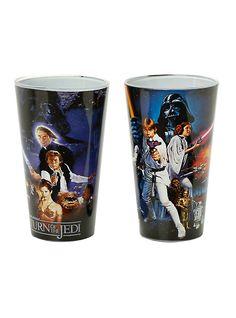 Star Wars Pint Glasses Set,