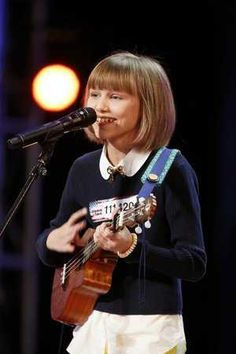 'AGT': Simon Cowell Predicts Grace VanderWaal Is 'The Next Taylor Swift'